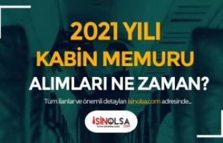 2021 Yılı Kabin Memuru Alımları Ne Zaman Yapılacak?...