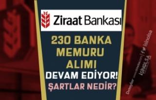 Başvurular Devam Ediyor! Ziraat Bankası KPSS siz...