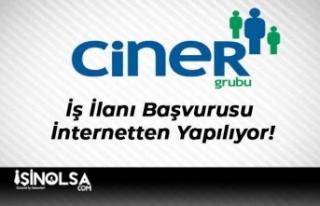 Ciner Grubu İş İlanı Başvurusu İnternetten Yapılıyor!