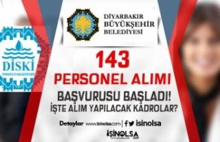Diyarbakır Büyükşehir Belediyesi ve DİSKİ 143...