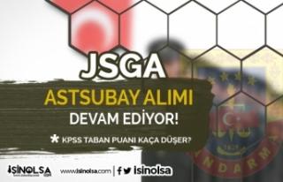 JSGA 2021 Yılı Astsubay Alımı Devam Ediyor! KPSS...