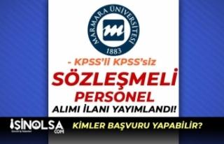 Marmara Üniversitesi KPSS'li KPSS Siz Yüksek...