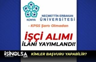 Necmettin Erbakan Üniversitesi 11 Güvenlik ve Temizlik...