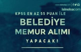 Taşpınar Belediyesi 55 KPSS İle İtfaiyeci, Tahsildar...