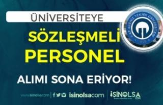 Karadeniz Teknik Üniversitesi En Az Lise Mezunu Sağlık...