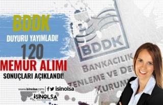 BDDK 120 Memur Alımı Duyurusu Geldi! Sınav Tarihleri...