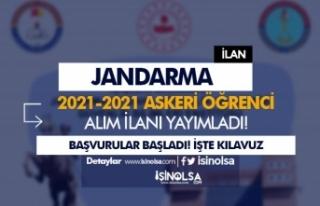 Jandarma ( JSGA ) 2021-2022 Yılı Güz Dönemi Askeri...