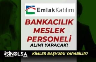 Türkiye Emlak Bankası Bankacılık Meslek Personeli...