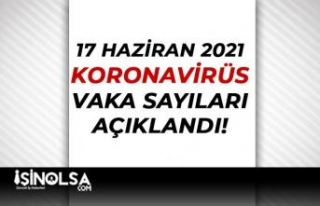 17 Haziran Koronavirüs Vaka, Hasya, Vefat Sayısı...