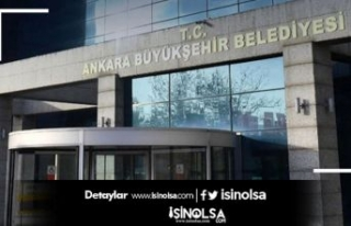 Ankara Büyükşehir Belediyesi 250 Memur Alımı...