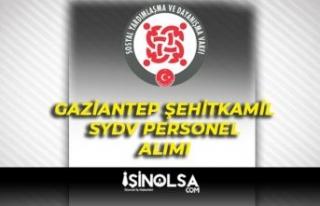 Gaziantep Şehitkamil SYDV 1 Proje Koordinatörü...