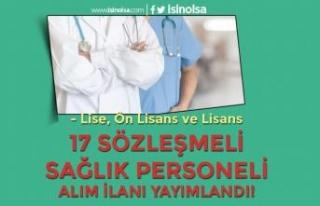 Karamanoğlu Mehmetbey Üniversitesi 17 Sağlık Personeli...