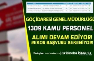 Rekor Başvuru: Göç İdaresi 65 KPSS Puanı İle...