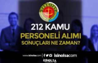 Yargıtay Başkanlığı 212 Kamu Personeli Alımı...