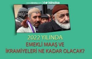 2022 Emekliye Beklenen Maaş, İkramiye ve İntibak...