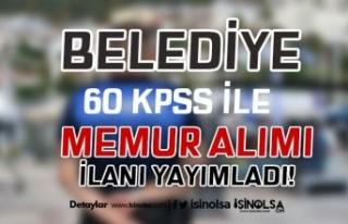 Çardaklı Belediyesi 60 KPSS İle Zabıta Memuru...