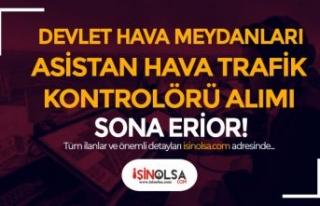 DHMİ Asistan Hava Trafik Kontrolörü Alımı Sınav...