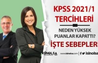 KPSS 2021/1 Atama Taban Puanları Neden Bu Yıl Yüksek...