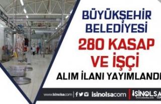 Mersin Büyükşehir Belediyesi Bayram İçin 280...