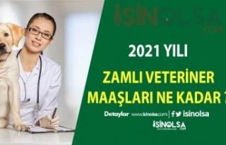Veteriner Maaşları 2021 Temmuz Son Zam Eklemeleriyle...