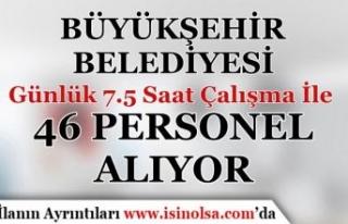 İstanbul İSPARK Günde 7.5 Saat Çalışma İle...