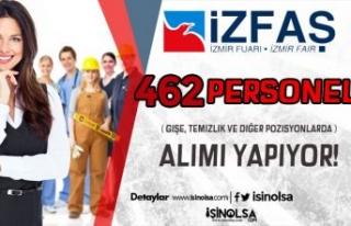 İzmir İZFAŞ ( Fuar ) 462 Temizlik, Gişe ve Farklı...