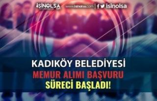 Kadıköy Belediyesi Mühendis, Mimar, Tekniker ve...