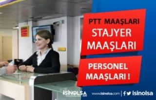 PTT Stajyer ve Personel Olarak Personel Alımı...