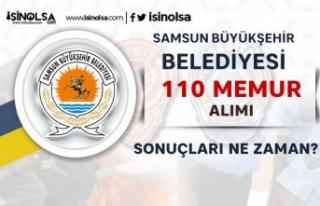 Samsun Büyükşehir Belediyesi 110 Zabıta ve İtfaiye...