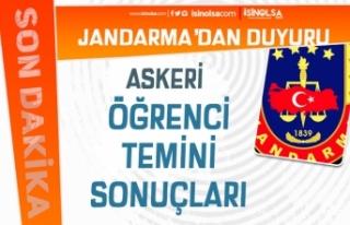 Jandarma 2021 Yılı JSGA Öğrenci Alımı Sınav...