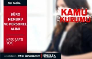 MUTTAŞ 55 Büro Memuru Alımı ve Personel Alımı...