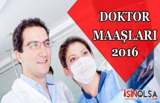 Doktor Maaşları 2016