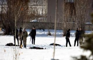 Van'da 1 Polis Şehit, 12 Terörist Öldürüldü