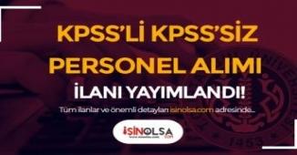 İstanbul Üniversitesi Sözleşmeli 8 Bilişim Personeli Alıyor! KPSS'li KPSS Siz