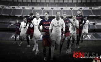 Barcelona-Real Madrid maçı ne zaman saat kaçta hangi kanal da?