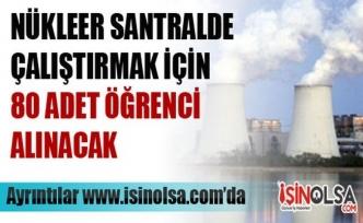 Nükleer Enerji Alanında Mühendislik Eğitim Sınavı