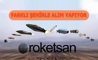 Roketsan Personel Alımı Yapıyor ( En Az Lise Mezunu )