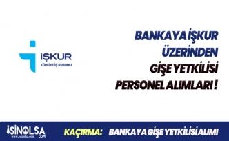 Vakıf Katılım Bankası Gişe Yetkilisi Personeller Alacak! Önlisans Mezunu