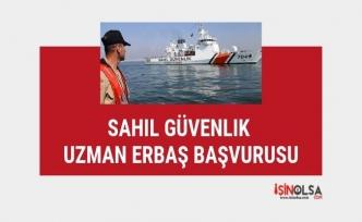 Sahil Güvenlik uzman erbaş alım ilanı sonuçları 31 mayıs günü açıklanacak