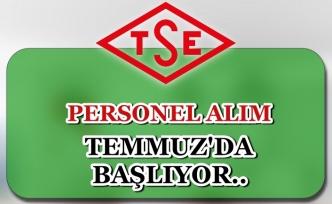 TSE 13 Sözleşmeli Bilişim Personeli Alımı 1 Temmuz'da Başlıyor