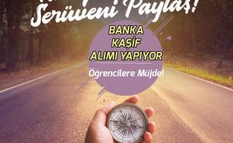 Öğrencilere Müjde! Banka 2019 Kaşiflerini Arıyor!
