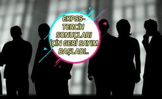 2019-EKPSS Tercih Sonuçları İçin Geri Sayım Başladı!