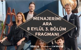 Star Tv Menajerimi Ara 8 Eylül 3. Bölüm Fragmanı Yayımlandı!