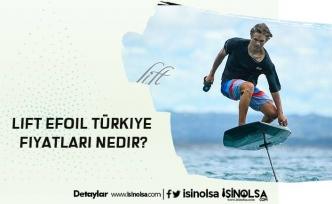 Lift eFoil Türkiye Fiyatları Nedir? (Deniz Üzerinde Motorlu Sörf Tahtası)