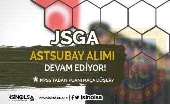 JSGA 2021 Yılı Astsubay Alımı Devam Ediyor! KPSS Taban Puanı Kaça Düşer?