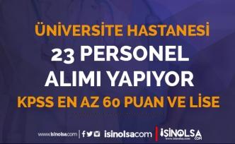 Balıkesir Üniversitesi 23 Personel Alımı Sonuçları Ne Zaman?