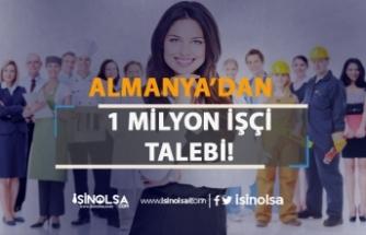 Almanya'dan 1 Milyon Türk İşçi Talebi Var! Nitelikli İşçi Alınacak