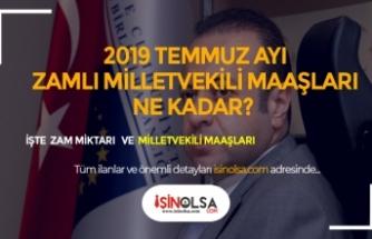 2019 Milletvekili Maaşları Ne Kadardır?