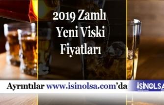 Güncel 2019 Viski Fiyatları Nedir?