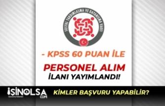 Mersin Silifke KPSS En Az 60 Puan İle Memur Alım İlanı Yayımlandı
